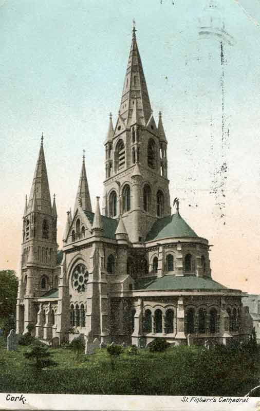 Cork, St. Finbar's Cathedral